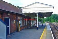 PHOTO  BENTLEY RAILWAY STATION THE LONDON SOUTH WESTERN RAILWAY RAILWAY STATION