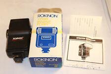 Rokinon 1700 Bounce Manual Flash for Parts or  Repair