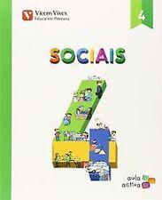 (G).(15).CIENCIAS SOCIAIS 4ºPRIM.(AULA ACTIVA) GALICIA. ENVÍO URGENTE (ESPAÑA)