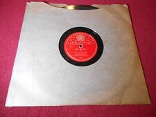 """78 """"THE GYPSY/CEMENT MIXER"""" HAL MCINTYRE & ORCH. 1946"""