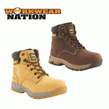 New Dewalt Carbon Nubuck Hiker Workwear Boot Steel Toe Cap Various Colours