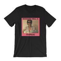 Richard Hell & The Voidoids Blank Generation T-Shirt - Punk Rock album lp art