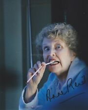 Anne Reid Hand Signed 8x10 Photo Autograph, Doctor Who Coronation Street, Dinner