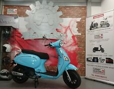 Lexmoto Riviera 125 EFI Scooter with FREE ALARM fitted