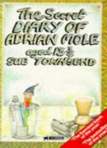 The Secret Diary Of Adrian Mole Aged 13¾,Sue Townsend