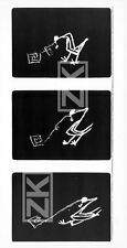 NORMAN McLAREN Film Abstrait ANIMATION Photo 1954 #1