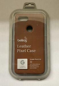 Bellroy Google Pixel 3 XL Leather Case (Caramel)