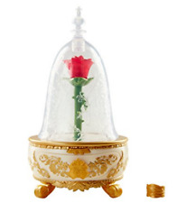 Disney Beauty & The Beast Live Action Enchanted Rose Jewelry Box Toy Collectible