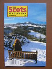SCOTS MAGAZINE December 2002 - Glasgow's Gaels - Scottish Aero Club - Braeriach