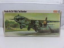 Frog ARADO Ar234 BLITZ JET BOMBER 1/72 Scale Plastic Model Kit SEALED PARTS BAG
