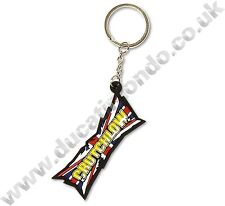 Official MotoGP Cal Crutchlow #35 rubber key ring fob holder VR46 licenced gift