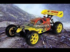 BUGGY TORPEDA PRO A SCOPPIO 4WD 1:8 MOTORE 4,67 +REGALO