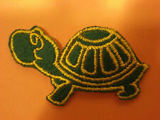 TURTLE EMBROIDERY APPLIQUE PATCH EMBLEM LOT (60 DOZEN)