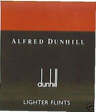 Lighter Flints -- 5 Packs of Dunhill Red -- BRAND NEW