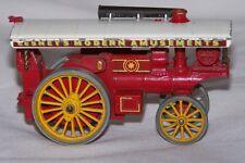 RED VERSION Lesney Matchbox Y 9 MOY Fowler Big Lion Fowler Showman's engine Y9