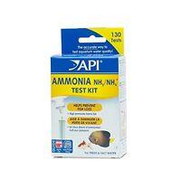 Api Ammonia 13-Test Freshwater And Saltwater Aquarium Water Test Kit
