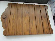 Antique Wood Church Hymn Board