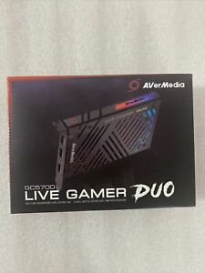 AVerMedia GC570D Live Gamer DUO Dual HDMI 1080p Video Capture Card