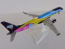 Herpa Wings 1 200 Embraer E195 azul brasilera Airlines Axh PR 557771