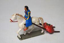 ★★★  STARLUX indienne à cheval +travois ★★★