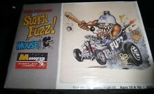 Monogram 85-0104 Fink Super Fuzz BIG DADDY Ed Roth FRED FLYPOGGER MOUSE FS