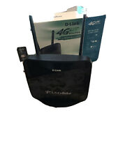 USCellular D Link Wireless DWR-961 4G Wifi  Router