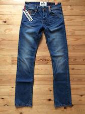 Superdry Long Mid Rise Skinny, Slim Jeans for Men