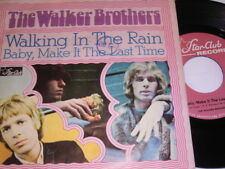 "7"" - Walker Brothers Walking in the Rain & baby make it - Star Club 1967 # 0338"