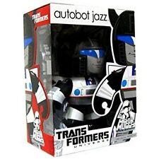 Autobot Jazz Transformers Mighty Muggs by Hasbro NIB