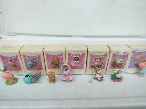 Hallmark Keepsake Ornaments 1995-1997 Collectible Assorted In Box