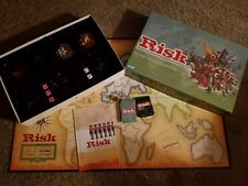 Risk Game Of Global Domination - 2003 - Used & Complete Parker Brothers