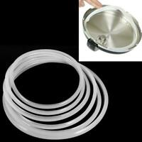 22-32cm Replacement Silicone Rubber Clear Gasket Home Pressure Rings v G6Z5