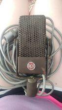 rca 74a ribbon microphone