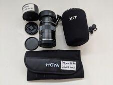Handevision IBERIT 75mm f2.4 Prime Lens w/Filter Sets