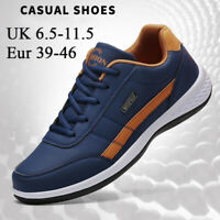 Men's Sneakers Shoes Training Casual Sport Outdoor Breathable Tennis Running