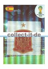 Panini Adrenalyn XL World Cup 2014 - 142 - Spanien - Logo