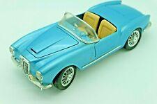 1:18 BBURAGO LANCIA AURELIA B24 SPIDER (1955) BLUE