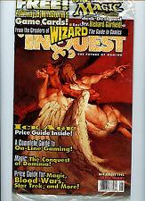 InQuest Magazine Issue #4 FS Brand New nm/m MTG Wizard's WOTC 1995 H7
