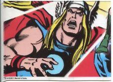 Marvel Universe 2011 Parallel Acetate Base Card #7
