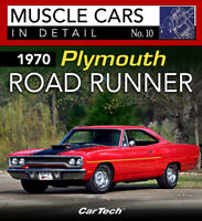 1970 Plymouth Road Runner Hemi 383 440 Colors Options Vin Code Fender Specs Book