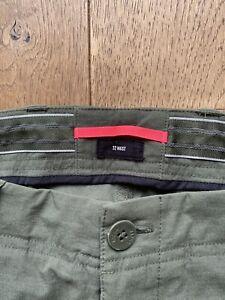 "Rapha Randonnee shorts size 32"" dark green"