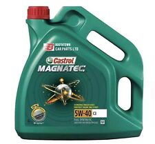 Castrol Magnatec 5W-40 C3 Fully Synthetic Engine Oil BMW 5W40 4 Litres 4L