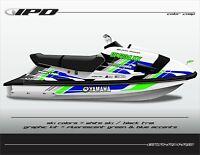 IPD Jet Ski Graphic Kit for Yamaha WaveRaider (RM Design)