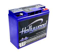 Hollywood HC20 AGM Car Hifi Batterie Zusatzbatterie Auto 12V 20Ah Stützbatterie!