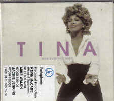 Tina Turner-Whatever You Need Promo cd single