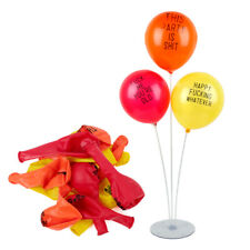 10Pcs Abusive Balloon Rude Balloons Hen Night Party Team Bride Game Decorations