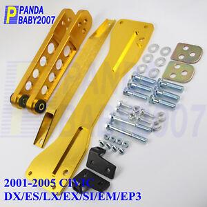 FOR HONDA CIVIC 01-05 DX ES LX EX SI EM EP3 CONTROL ARM SUBFRAME BRACE TIE BAR G