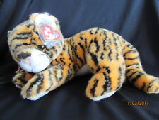 TY BEANIE BUDDY INDIA - THE TIGER - RETIRED WITH TAG