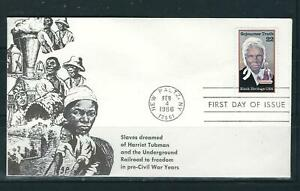 US SC # 2203 Sojourner Truth FDC. Cacheted Cover