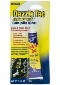 Beacon Adhesives - Dazzle Tac Jewelry Glue - 29ml Tube
